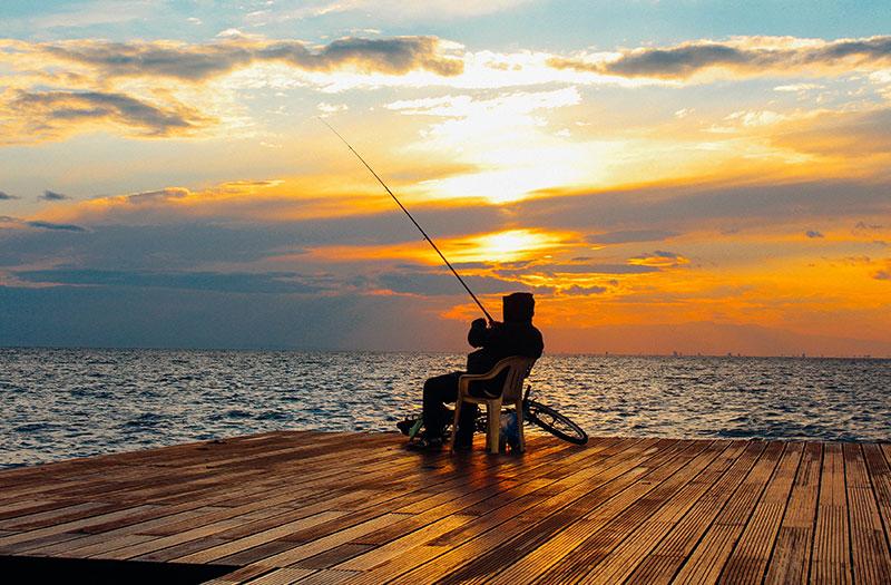 Escolhendo o Lugar Perfeito para Pescar e se Divertir