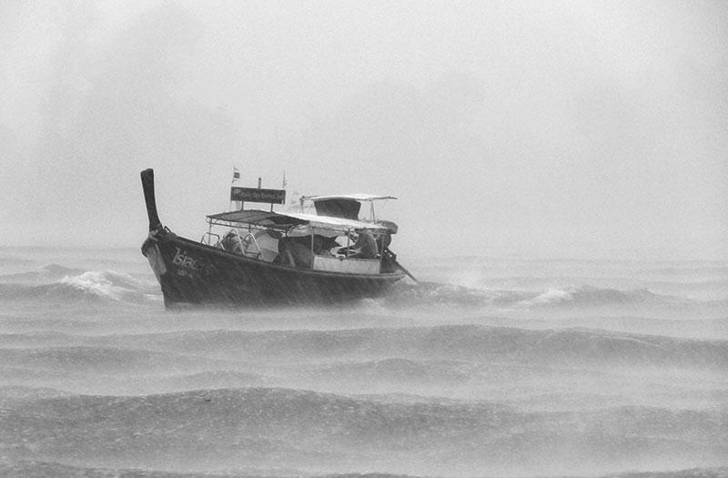 Fique de Olho na Meteorologia para uma Boa Pescaria